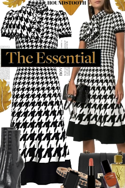 THE ESSENTIAL HOUNDSTOOTH