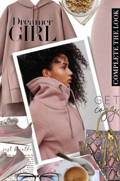 Dreamer Girl... Get Cozy- Combinazione di moda
