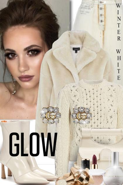 A Winter White Glow
