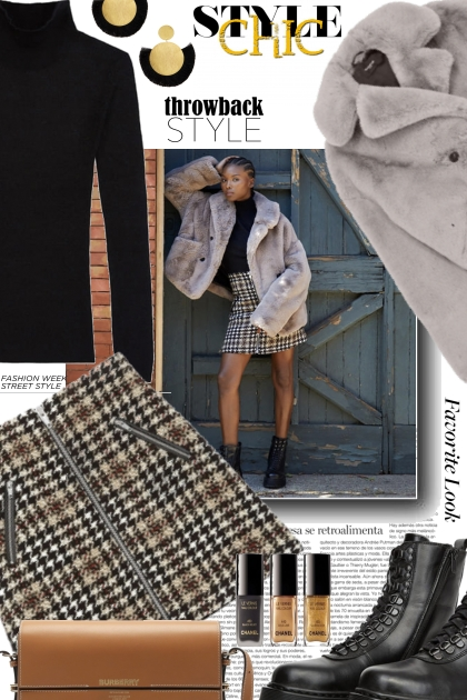 Style Chic Throwback Style