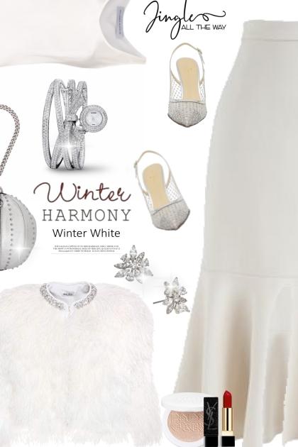 Winter Harmony Winter White