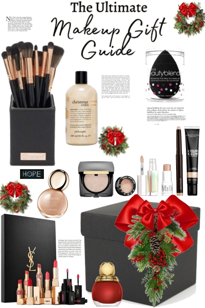 The Ultimate Makeup Gift Guide