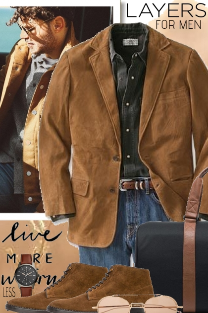 Layers for Men