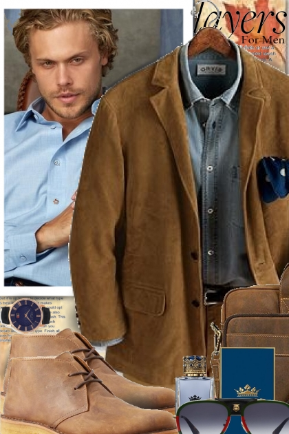 Fall Layers for Men