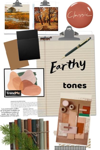 Earthy Tones