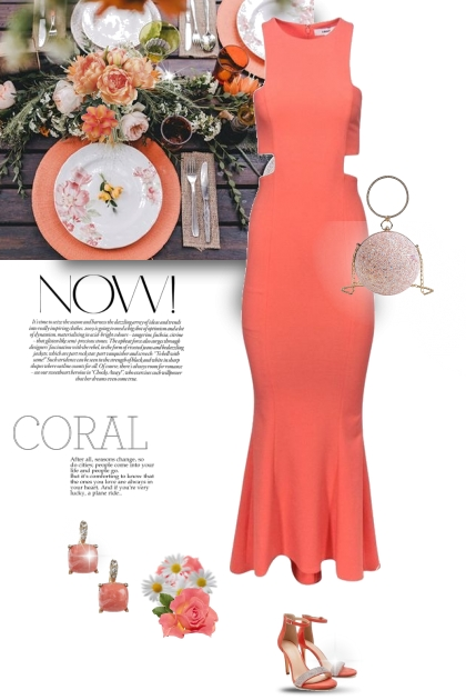 Pantone Color Burnt Coral Trend