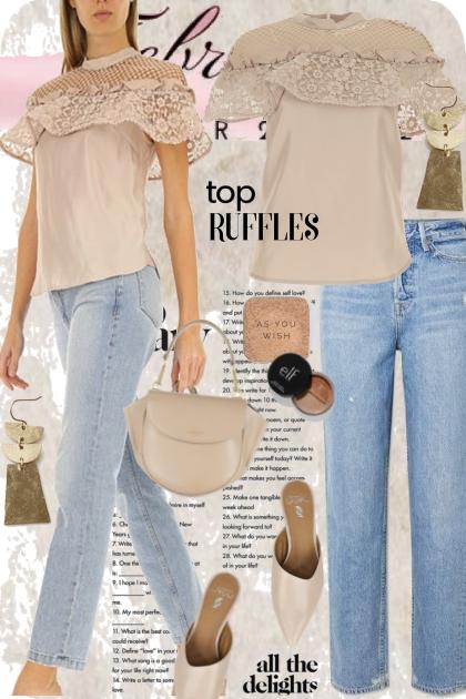 Top Ruffles