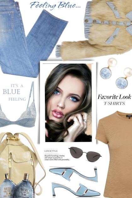 Feeling Blue....