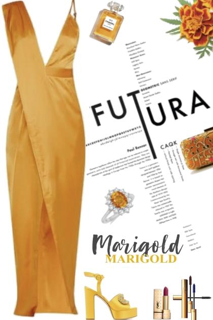Futura Color Trend Marigold