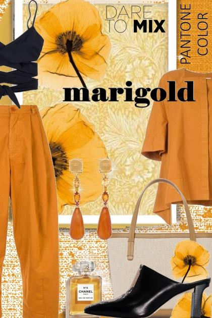 Dare to Mix Marigold