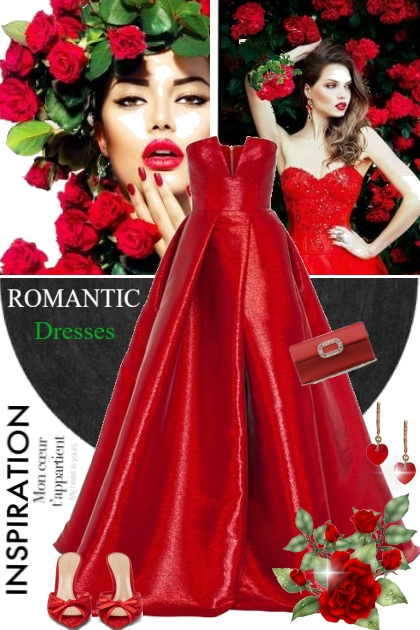 Romantic Dresses Inspiration