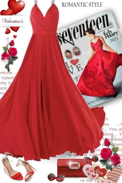 A Romantic Style Valentine
