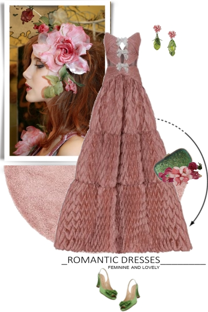 Romantic Dresses Feminine and Lovely