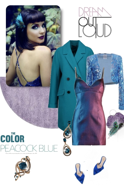 Dream Out Loud in The Color
