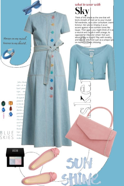 What to Wear with Sky