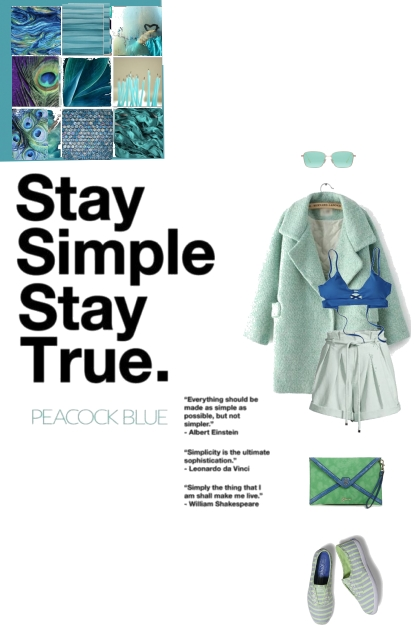 Mint and Blue Trends