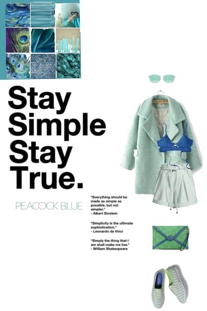 Stay Simple Stay True