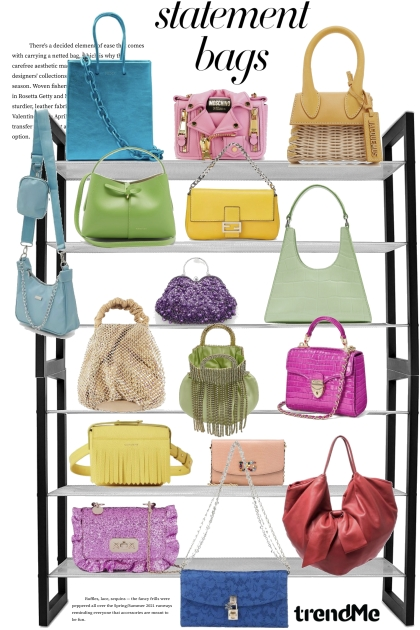 Statement Bag Trends
