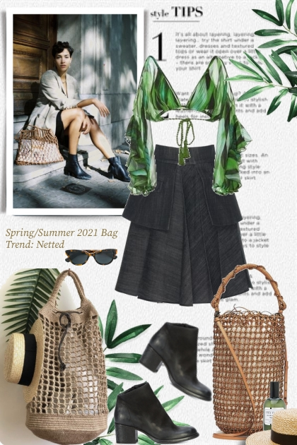 Netted Bag Trends