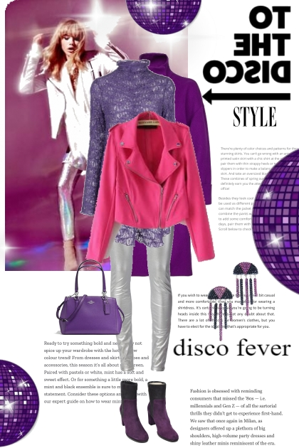 To The Disco Style
