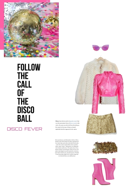 The Call of the Disco Ball