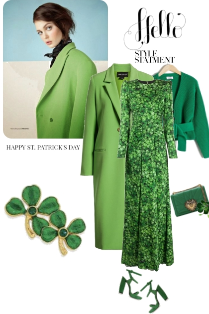 Hello ...Happy St. Patricks Day