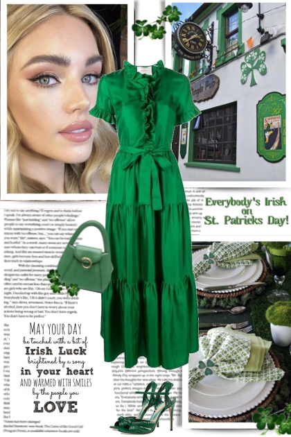 Everybodys Irish on St. Patricks Day