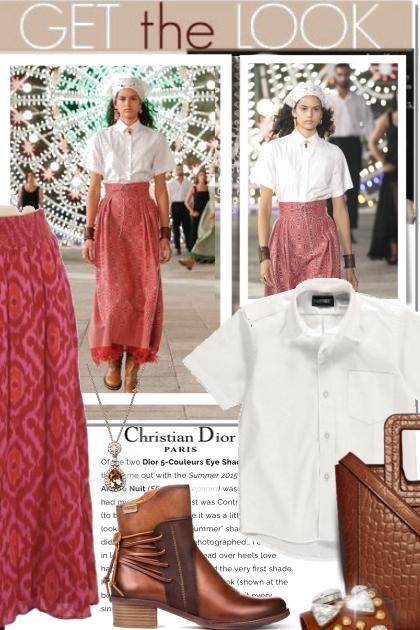 Get The Dior Look