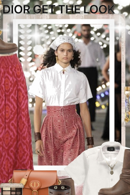 Dior Get The Look For Spring