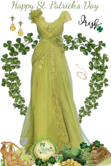 Happy St Patricks Day PV