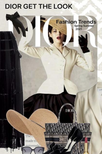 Dior Fashion Trends