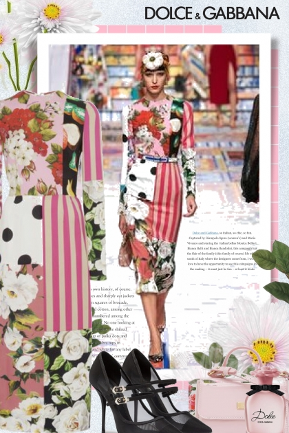 Spring Dolce and Gabbana