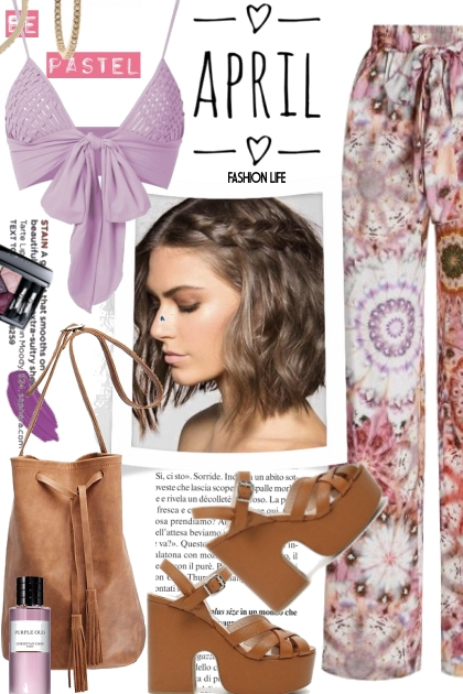 April Fashion Life