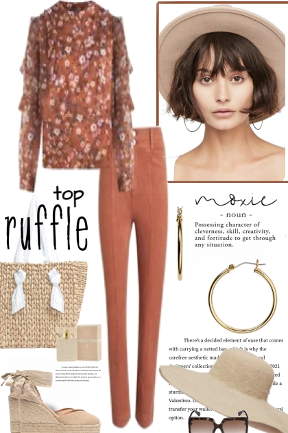 The Top Ruffle
