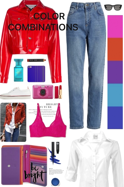 Bright Color Combinations