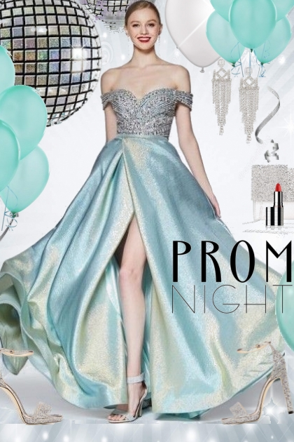 Elegant Prom Night