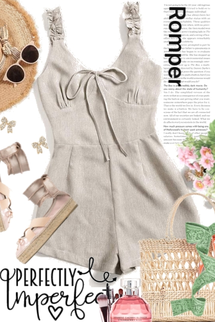 Perfectly Imperfect Romper