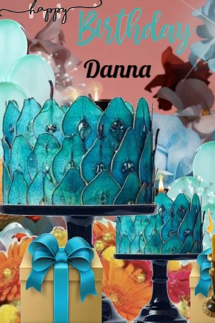 Happy Birthday Danna