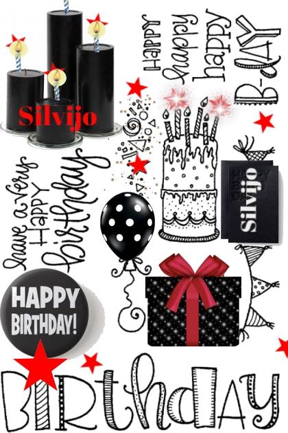 Happy Birthday Silvijo