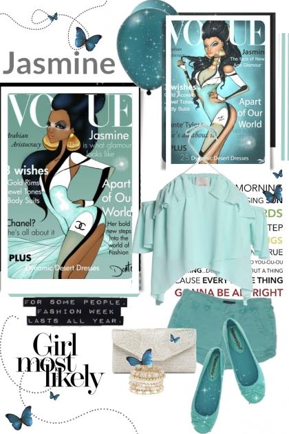 Jasmine...Girl Most Likely- Fashion set