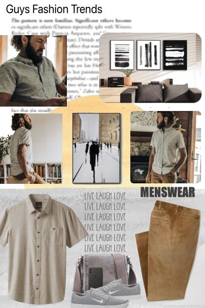 Guys Fashion Trends Menswear