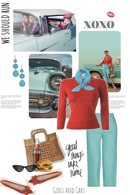 XOXO GIRLS AND CARS