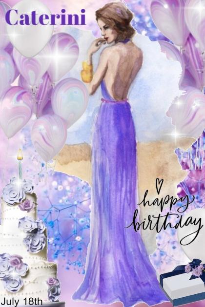 Happy Birthday to You Caterini