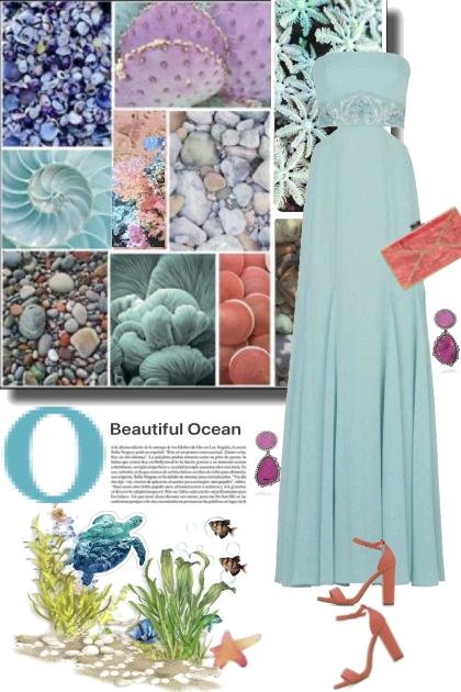 Oh Beautiful Ocean
