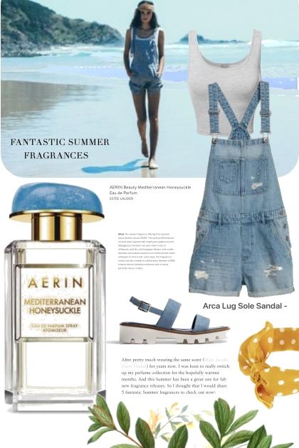 Fantastic Summer Fragrance