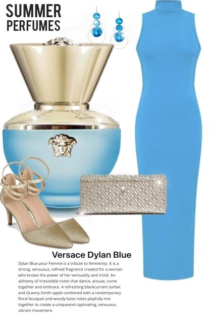 Versace Summer Perfume