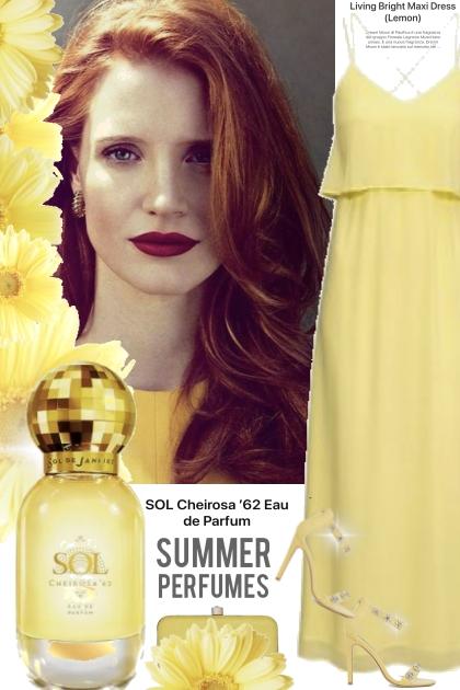 SOL Cheirosa Eau de Parfum