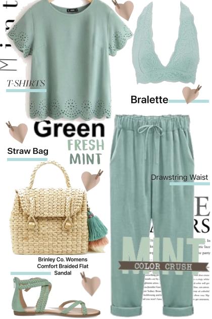 Fresh Mint Color Crush