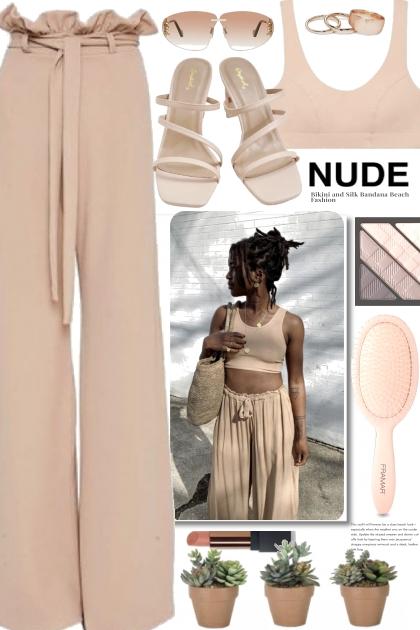 Nude Summer Trends