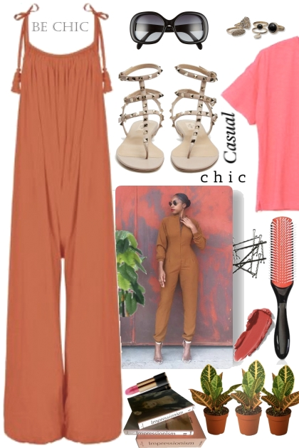 Be Casual Chic